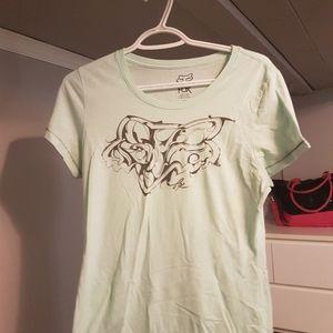 Womens fox brand t-shirt